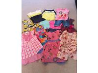 Kids clothes bundle - age 5-6 years