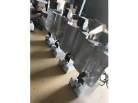 Hydroponic Used 1000w DE HPS GAVITA LIGHT KIT 600w - 1150w watt Double Ended