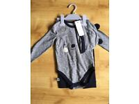 New baby boy clothes with tags