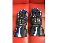 RST Delta II Motorcycle/Scooter Gloves - size M