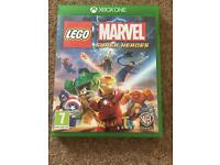 Lego Marvel Super Heroes Xbox One Game