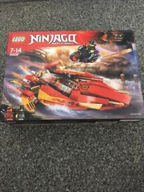 LEGO CITY,JUNIOR & NINJAGO