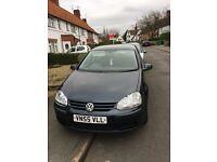 Volkswagen Golf make 5