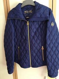 Ladies Michael Kors blue jacket