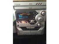 JVC stereo receiver