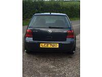 2001 VW GOLF GTI MK4 115 bhp petrol