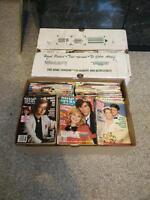 Soap opera book (late 60s to late 90s)