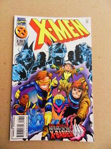 """X-Men 46 . X - Babies - Marvel 1995 - VF - France - État : Occasion : Objet ayant été utilisé. Consulter la description du vendeur pour avoir plus de détails sur les éventuelles imperfections. Commentaires du vendeur : """" Version US VF"""" - France"""