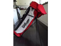 Wilson Carry Stand Bag