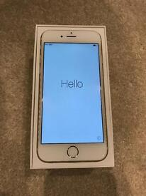 iPhone 6 Gold 128gb Unlocked - Excellent condition