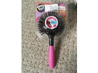 Hair curling brush never been used still in packaging