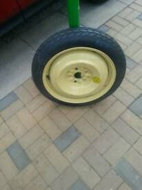 Spare Wheel lexus Is250