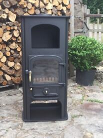 Clearview Pioneer Oven.