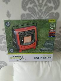 Brand new in box camping gas heater