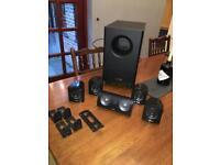 Canton Movie 80CX Surround Sound