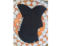 Oceanic titanium 5 mm diving wetsuit hood (M/ML)