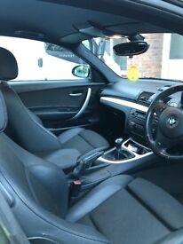 BMW 1 SERIES M SPORT low milage