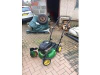 John Deere js63c mulching lawnmower
