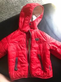 Genuine Armani baby coat