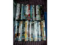 Reduced 39 DVDs
