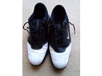 Nike golf shoes, size 10