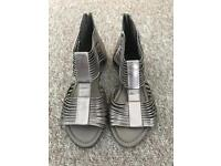 New look gladiator sandals -new