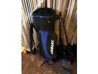 Donnay Golf bag & trolley for sale