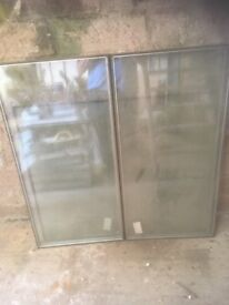 Double glazed units for sale