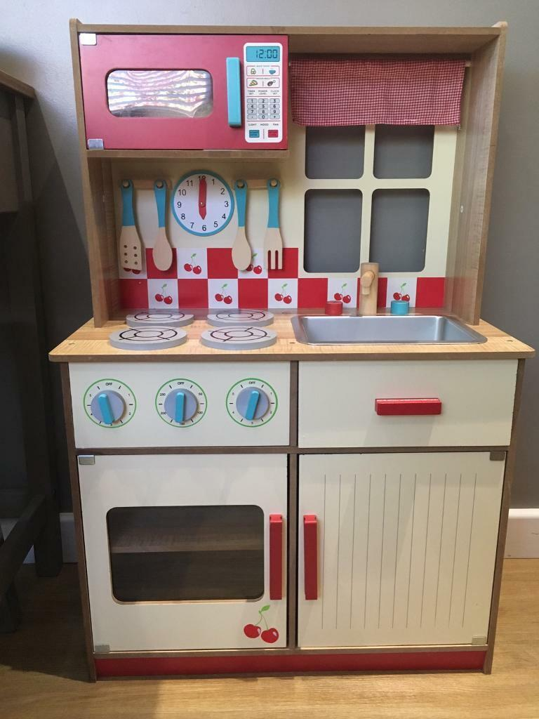Asda George Wooden Play Kitchen In Rochdale Manchester Gumtree