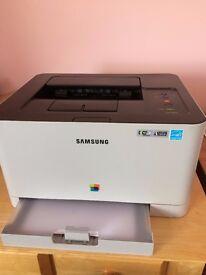 Samsung CLP 365W laser printer