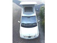 Mercedes Vito Camper Van Campervan with R&R Pop up Roof Bed Conversion SAT NAV