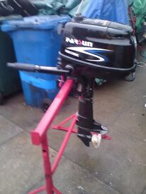PARSONS 6HP SHORT SHAFT OUTBOARD