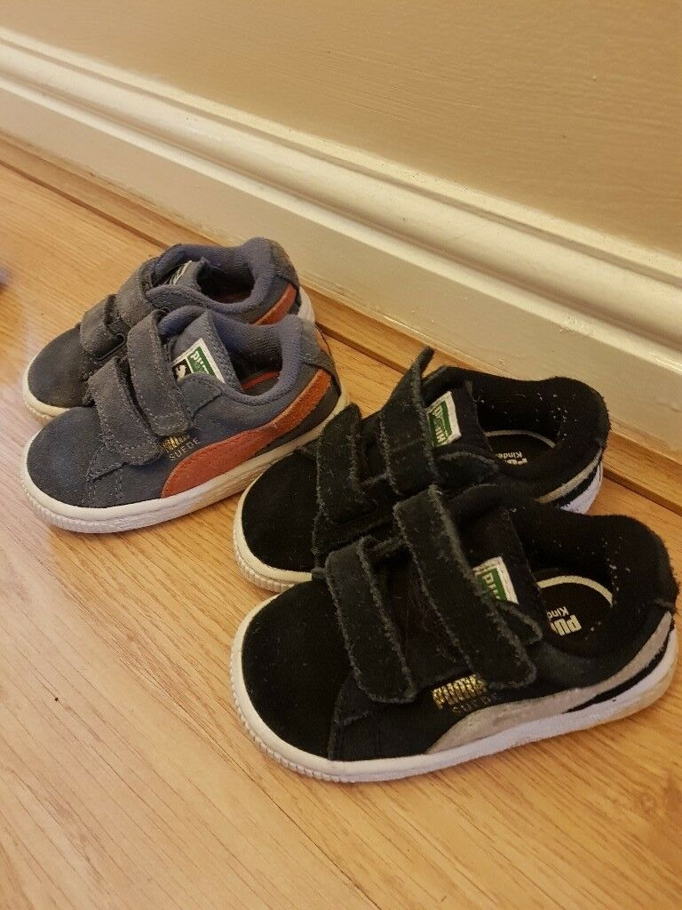 Size 4 baby shoes trainers
