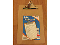 Brand-new clipboard (under blister)
