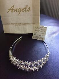 Stunning Wedding/Prom tiara Brand new