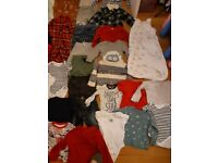 Boys clothing bundle 12-18 months