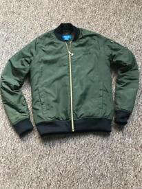 ADIDAS BOMBER jacket size 6
