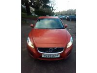2010 Volvo C30 Coupe MK 1 Facelift 1.6 D DRIVe S 2dr