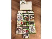 Microsoft XBOX 360 Console + Controller & Games