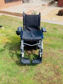 Electric Cargo Wheelchair