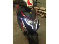 50cc moped, excellent condition, low mileage, 1 owner from new