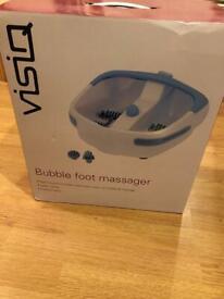 foot spa massager (Visio bubble)