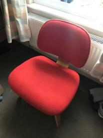 Low comfy chair