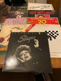 Vinyl Albums - easy listening / classical. £12 for all items.