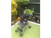 Babyway Park Stroller