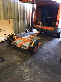 Ex rac towing dolly