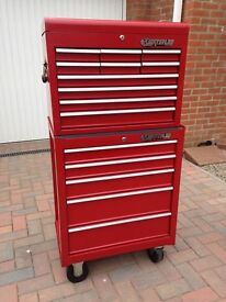 Tool Box (Chest roll cab)