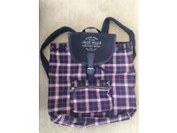 Jack wills backpack/rucksack
