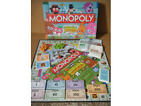 Monopoly (Moshi Monsters Edition) board game. By Hasbro 2012. Nice condition & complete.