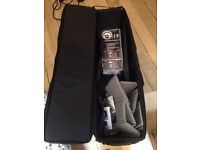 Rolling Case for Camera Equipment